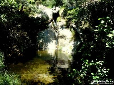 Cascadas Gavilanes,Garganta Chorro;Mijares;escapada tematica accesorios para senderismo excursiones